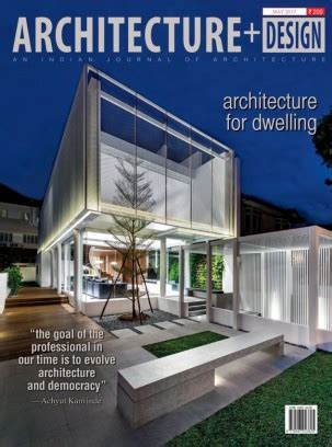 Architecture + Design Magazine May 2017 Issue  Get Your