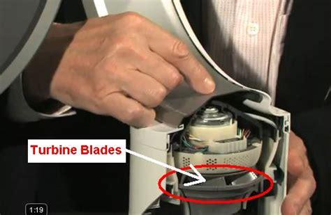 how do dyson bladeless fans work dyson quot bladeless quot fan hoax