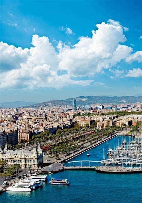 Harbor district in Barcelona, Spain | TOP 10 Free Things ...
