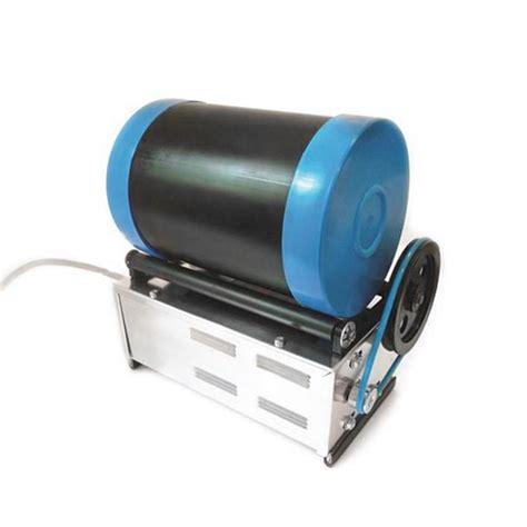 barrelling machine  polishing metal