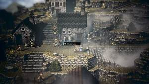 Square Enix Annuncia Project Octopath Traveler Per Switch