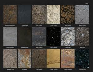 Stone Granite Slab Colors