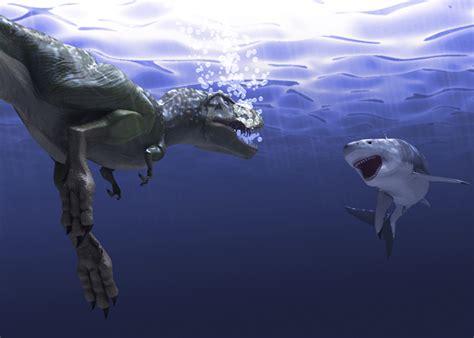 It's Settled, Team Megalodon Vs Team T-rex! Which Easter