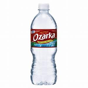 Shop Ozarka 20-fl oz Spring Water at Lowes com