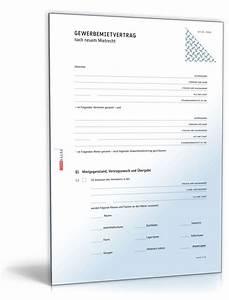 Betriebskostenabrechnung Software Kostenlos : gewerbemietvertrag muster als pdf oder doc zum download ~ Michelbontemps.com Haus und Dekorationen