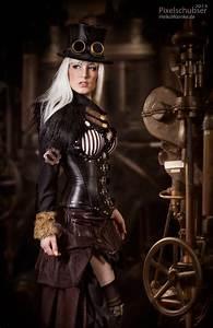 Viktorianischer Stil Kleidung : pin von heike richard auf steampunk pinterest steampunk steampunk kleider und punk ~ Watch28wear.com Haus und Dekorationen