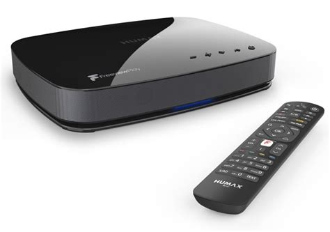 Humax debuts Aura Android 4k Freeview Play PVR - Inside CI