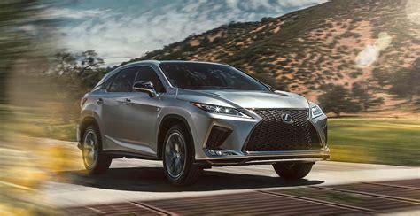 Lexus F Sport 2020 by Introducing The Updated 2020 Lexus Rx Rx F Sport Lexus