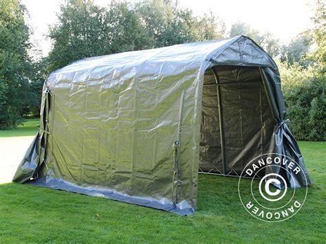 Tente Abri 2,4x3,6x2,4 M Stockage Garage Voiture Bateau