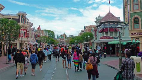 time visit disneyland real world