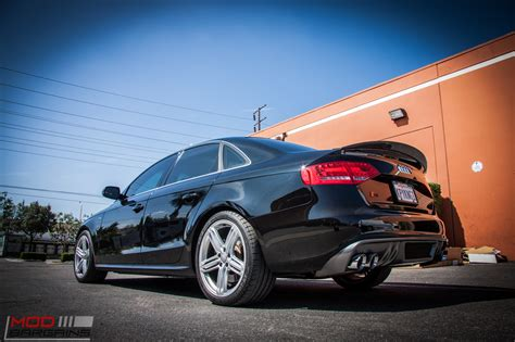 Carbon'd Out B8 Audi S4 Gets Awe Touring Exhaust
