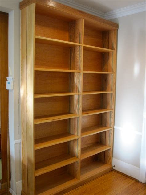 bookshelves colman 39 s custom carpentry