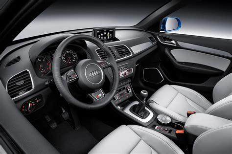 audi q3 dashboard 2015 audi q3 facelift dashboard indian autos blog