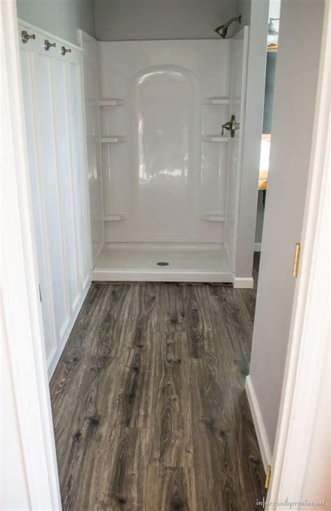 flooring   bathroom  laundry room infarrantly
