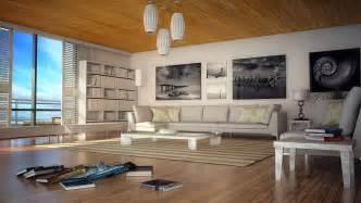 Seaside Home Interiors House Interior Luxury House Interior Large Thraam