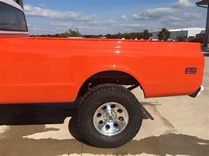 1971 K10 1500 Pick Up  Better Than New  Rotisserie For