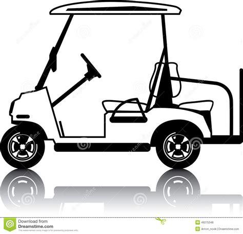 Golf Cart Clip Green Golf Cart Clip Always Golf