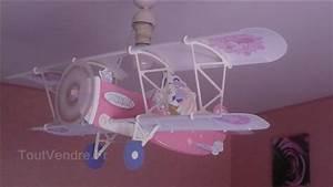 Luminaire Chambre Bébé Fille : lampe plafond fille ouistitipop ~ Teatrodelosmanantiales.com Idées de Décoration