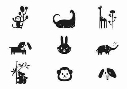 Animal Cartoon Simple Pack Animales Dibujos Animados