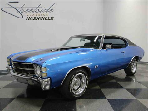 Chevrolet Chevelle Ss For Sale by 1971 Chevrolet Chevelle Ss For Sale Classiccars Cc