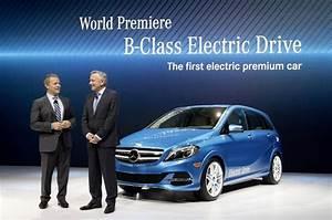 Mercedes Classe B 2014 : 2014 mercedes benz b class electric drive debuts in new york ~ Medecine-chirurgie-esthetiques.com Avis de Voitures
