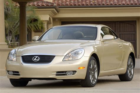 2007 Lexus Sc 430  Picture 99299  Car Review @ Top Speed