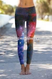 High quality full sublimation women yoga pants