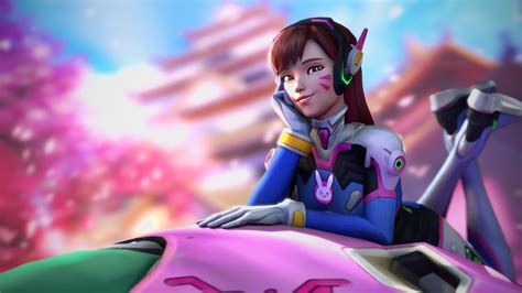 dva overwatch  wallpapers hd wallpapers id