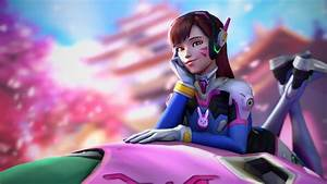 Dva Overwatch 4K Wallpapers HD Wallpapers ID 18240