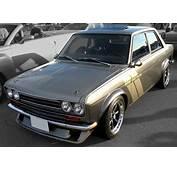 1971 Datsun 510  Adrenaline Capsules