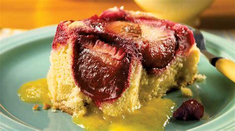 g 226 teau moelleux aux prunes recettes iga dessert fruits recette facile