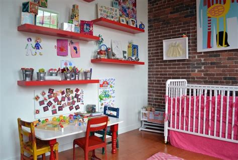 Cool And Wonderful Kids Room Design With Office