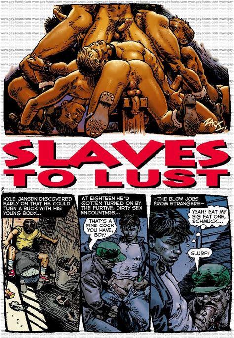 Eng Oliver Frey Zack Slaves To Lust Read Bara Manga