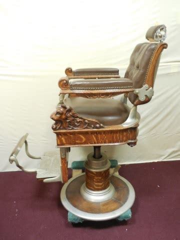 Kochs Barber Chair Uk by Antique Barber Chair By Theo A Kochs By