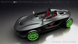 Meet The Strati  A 3d Printed Electric Car