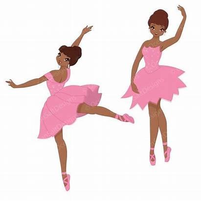 Ballerina Clipart Ballet Clip African Party Tutu