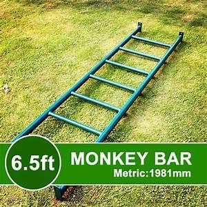 6 5ft Monkey Bar – XORBARS