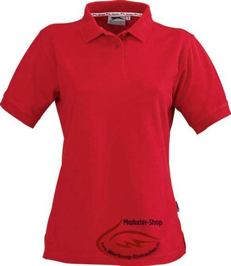 polo shirt slazenger ladies auch mit logo druck oder stick