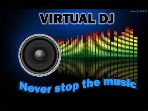 virtual dj wallpaper wallpapersafari