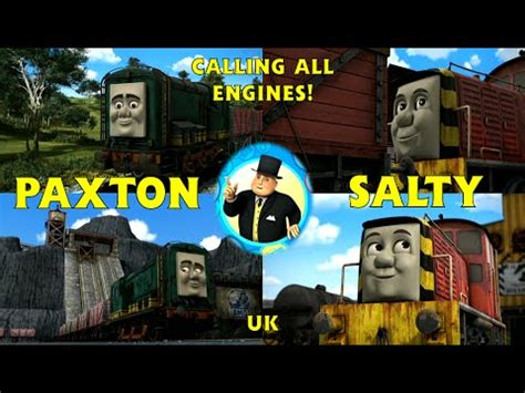 calling all engines paxton and salty uk hd