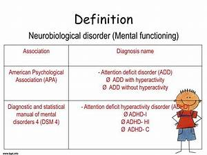 PPT - Attention Deficit Hyperactivity Disorder (ADHD ...