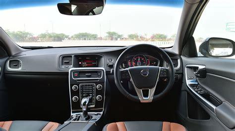 volvo s60 interior volvo s60 cross country 2016 price mileage reviews