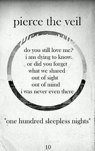 pierce the veil quotes on Tumblr
