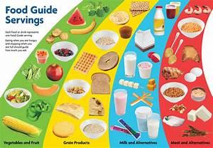 Food Groups Chart Canada | Food