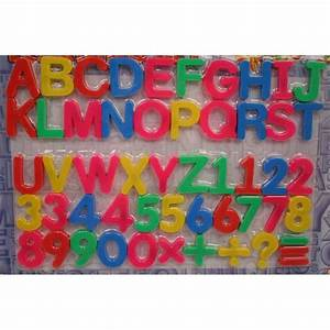 Magnetic letters and numbers for Magnetic letters and numbers