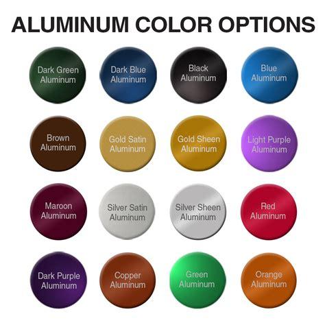 colored tags custom size color aluminum tags nameplates naptags