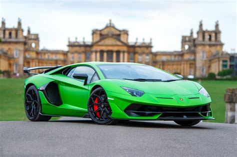 Lamborghini Aventador Svj Pricing For South Africa
