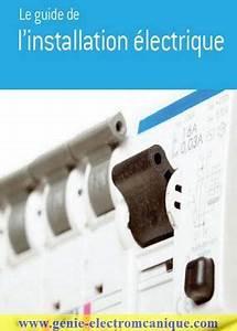 Livre L Installation Electrique : t l charger le guide de l 39 installation ~ Premium-room.com Idées de Décoration