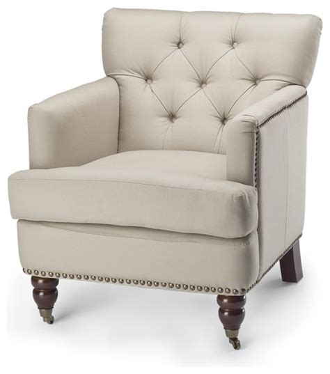 colin upholstered arm chair traditional armchairs and