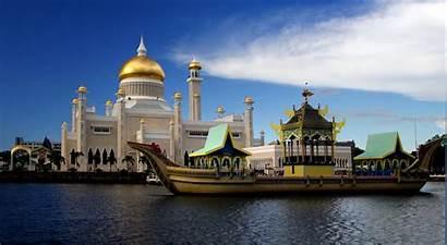 Brunei Sultan Spragg Bernard Prayer Geo Joint